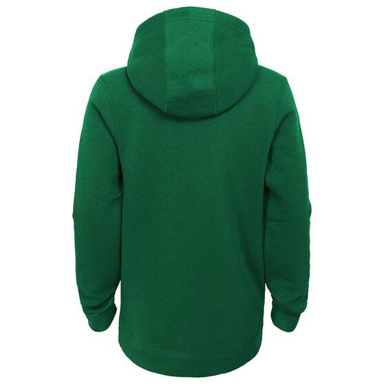 Nike Youth Boston Celtics  Hoodie Green S, Green, rebel_hi-res