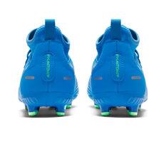 Nike Phantom GT Academy Dynamic Fit Kids Football Boots, Blue, rebel_hi-res