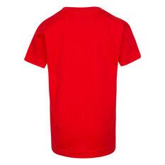 Nike Boys Swoosh JDI SS Tee Red 4, Red, rebel_hi-res