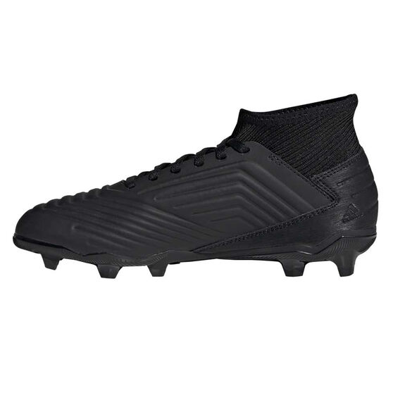 adidas Predator 19.3 Kids Football Boots, Black / Gold, rebel_hi-res