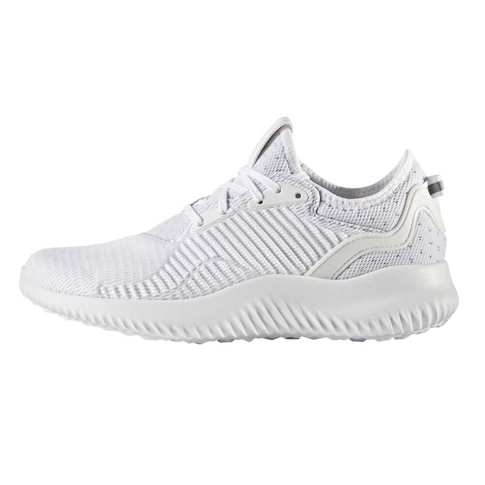 adidas AlphaBounce Lux Womens Running Shoes Grey   White US 6 ... 18faabda0