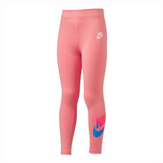 Nike Favourite Future Femme Leggings Pink 4, Pink, rebel_hi-res