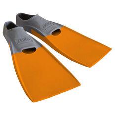 Zoggs Long Blade Junior Training Fins US 10 - 12, , rebel_hi-res
