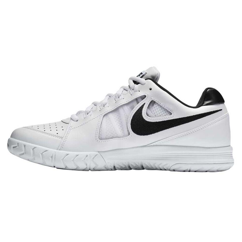 92391999afd3 Nike Vapor Ace Mens Tennis Shoes White   Black US 7