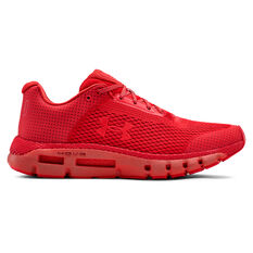 Under Armour HOVR Infinite Dusk to Dawn Mens Running Shoes Red US 7, Red, rebel_hi-res