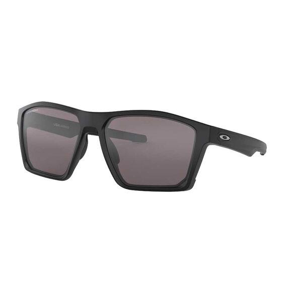 Oakley Targetline Sunglasses Matte Black / Prizm Black, Matte Black / Prizm Black, rebel_hi-res