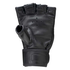 Sting MMA Training Gloves Black S, Black, rebel_hi-res