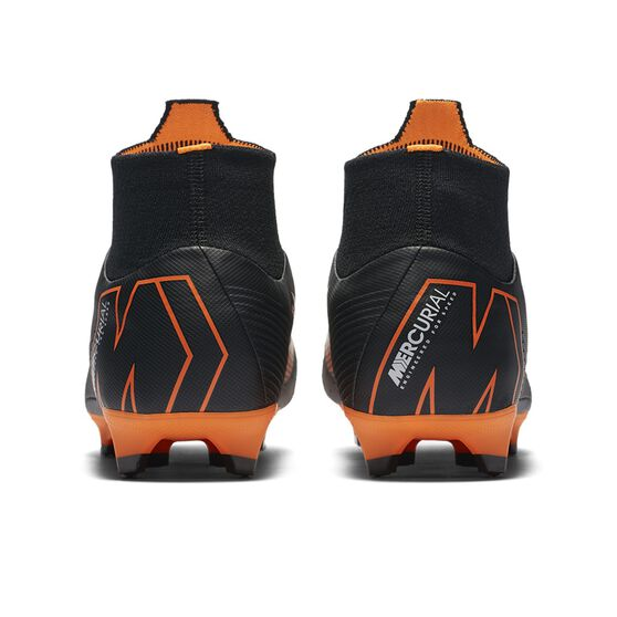546cde52536 Nike Mercurial Superfly VI Pro Mens Football Boots Black   Orange US 13  Adult