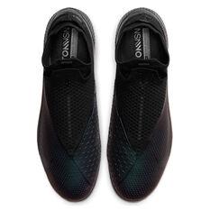Nike Phantom Vision II Elite Football Boots, Black, rebel_hi-res