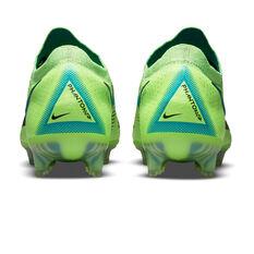Nike Phantom GT Elite Football Boots, Green/Blue, rebel_hi-res