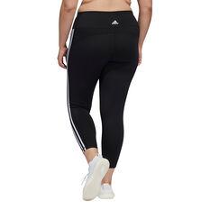 adidas Womens Believe this 7/8 Tights (Plus Size) Black XL, Black, rebel_hi-res