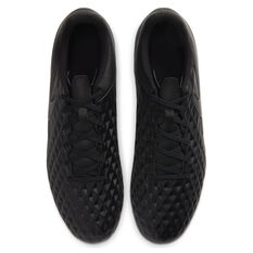 Nike Tiempo Legend VIII Club Football Boots Black US Mens 4 / Womens 5.5, Black, rebel_hi-res