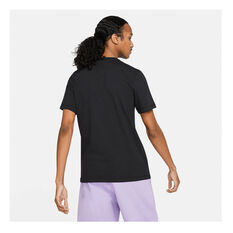 Nike Mens Sportswear Spring Break Tee Black XS, Black, rebel_hi-res