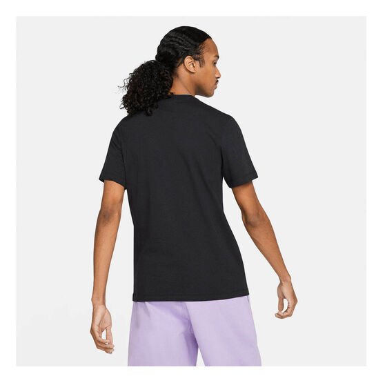 Nike Mens Sportswear Spring Break Tee, Black, rebel_hi-res