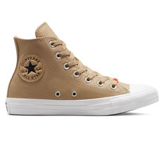 Converse Chuck Taylor All Star Leather HD Fusion Womens Casual Shoes Green/White US 6, Green/White, rebel_hi-res