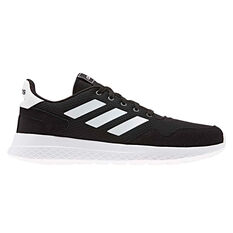 adidas Archivo Mens Casual Shoes Black / White US 7, Black / White, rebel_hi-res