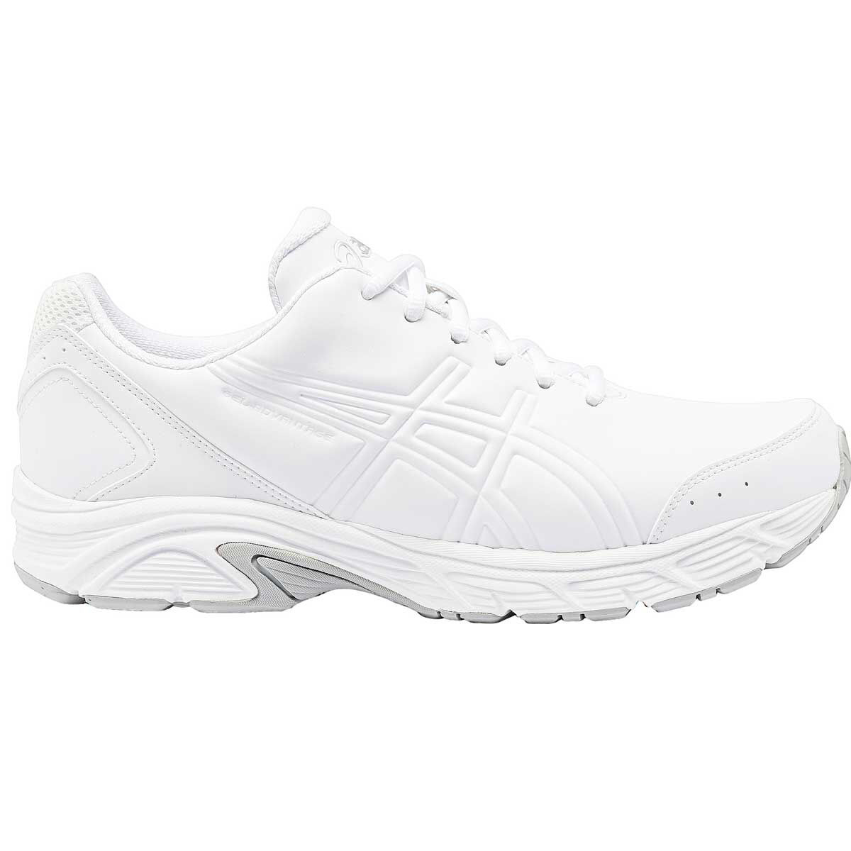 Asics Gel Advantage 3 Womens Walking Shoes White US 6