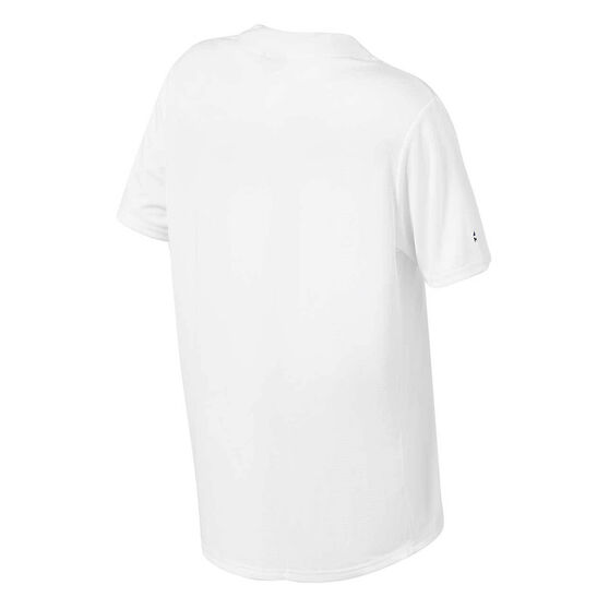 LA Dodgers Mens Repica Jersey, White, rebel_hi-res