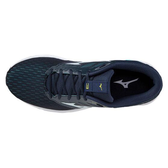Mizuno Wave Prodigy 3 Mens Running Shoes, Blue, rebel_hi-res
