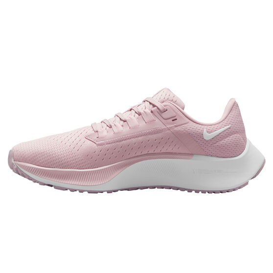Nike Air Zoom Pegasus 38 Womens Running Shoes, Pink/White, rebel_hi-res