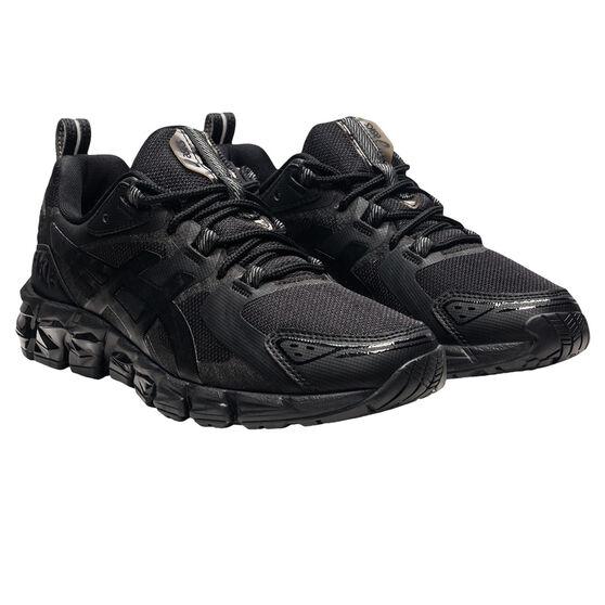 Asics GEL Quantum 180 Womens Casual Shoes, Black, rebel_hi-res