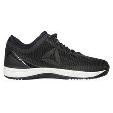 Reebok Crossfit Nano 8.0 Flexweave Womens Training Shoes, Black / White, rebel_hi-res