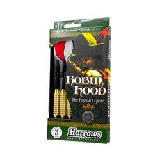 Harrows Robin Hood Brass Darts Set, , rebel_hi-res