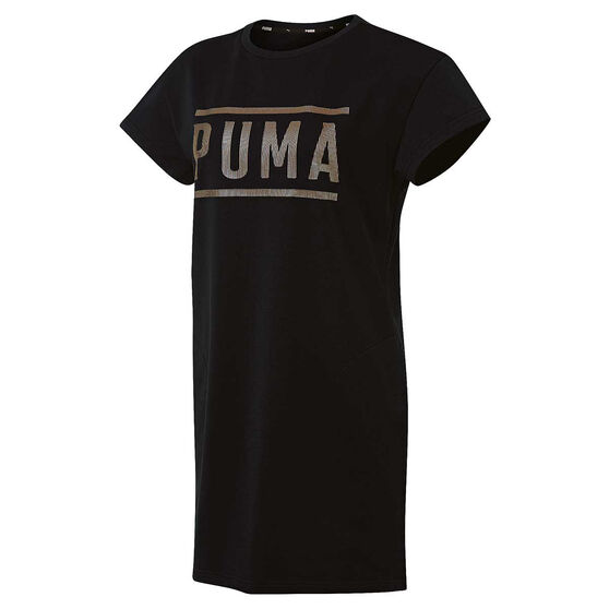 Puma Athletic Womens Dress Tee  8c3542261b