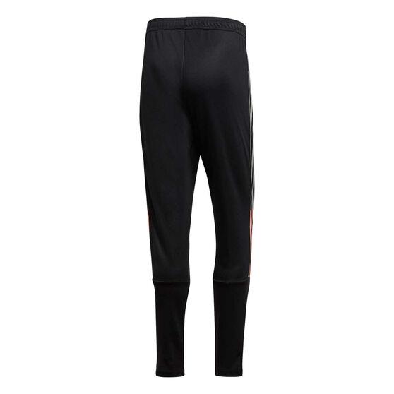 adidas Mens TAN Tech Training Pants, Black, rebel_hi-res
