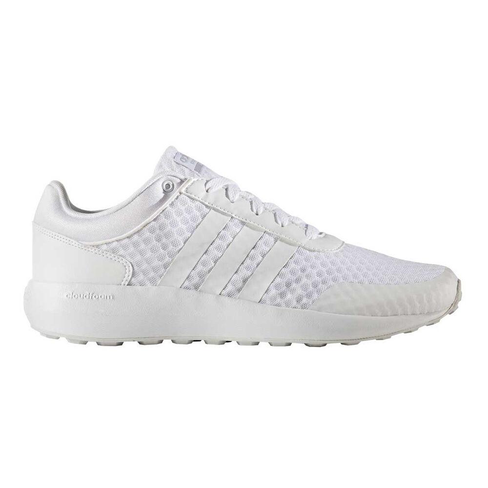 sports shoes 92033 c0820 adidas Cloudfoam Race Mens Casual Shoes White US 12, White, rebelhi-res
