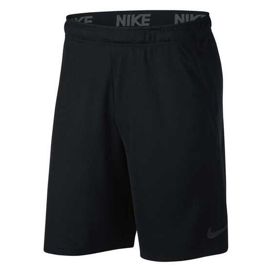 Nike Mens Dry 4in Running Shorts, Black, rebel_hi-res