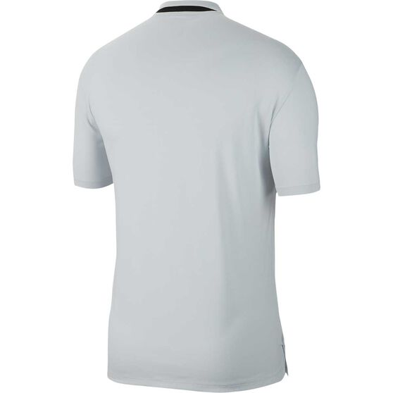 Nike Mens Dri-FIT Vapor Golf Polo Platinum XL, Platinum, rebel_hi-res