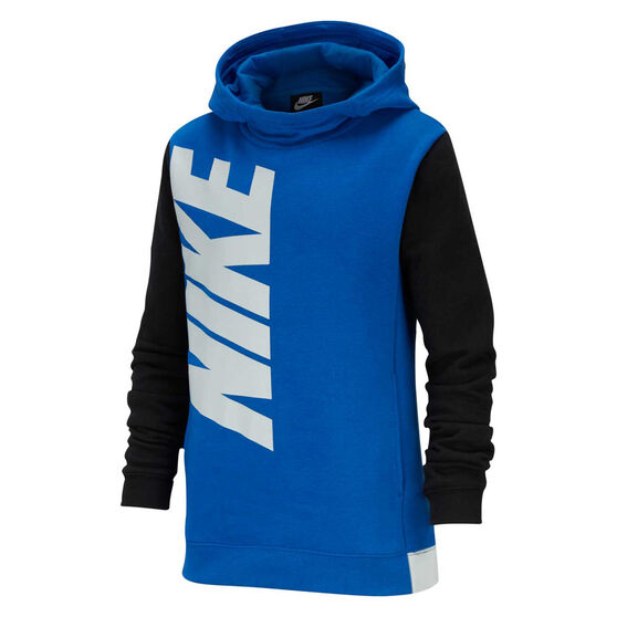 Nike Boys Pullover Hoodie, , rebel_hi-res