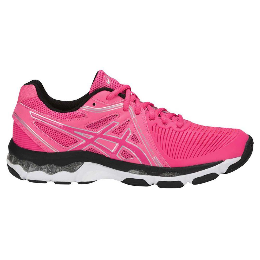 design intemporel e7700 55385 Asics Gel Netburner Ballistic Womens Netball Shoes Pink / Black US 6.5