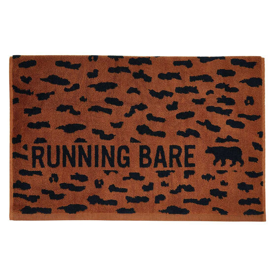 Running Bare Jungle Out There Towel, , rebel_hi-res