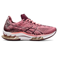 Asics Kinsei Blast Womens Running Shoes Pink/Purple US 7.5, Pink/Purple, rebel_hi-res