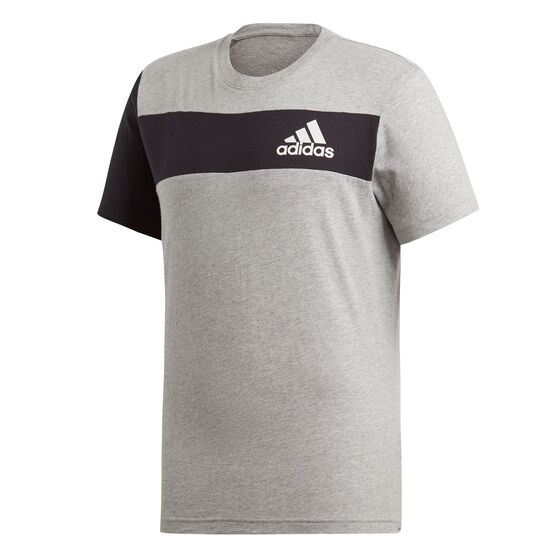 adidas Mens Sports ID Branded Tee, , rebel_hi-res