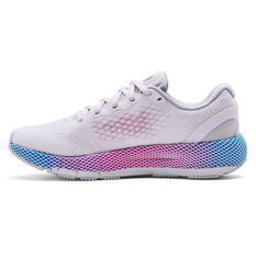 Under Armour HOVR Machina 2 Womens Running Shoes White/Pink US 6, White/Pink, rebel_hi-res
