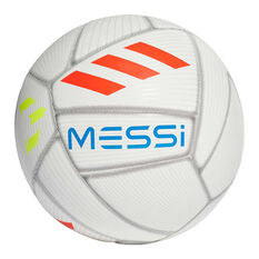 adidas Messi Capitano Soccer Ball White / Blue 5, White / Blue, rebel_hi-res