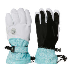 Rojo Womens Maximise Ski Gloves Blue / Black S, Blue / Black, rebel_hi-res