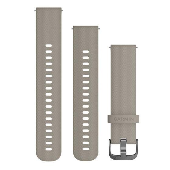 Garmin Quick Release 20mm Sandstone / Slate Watch Band 2 sizes, , rebel_hi-res