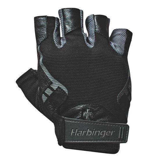 Harbinger Mens Pro Series Weight Gloves, Black, rebel_hi-res