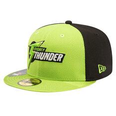 Sydney Thunder New Era 59FIFTY Home Cap, Green, rebel_hi-res