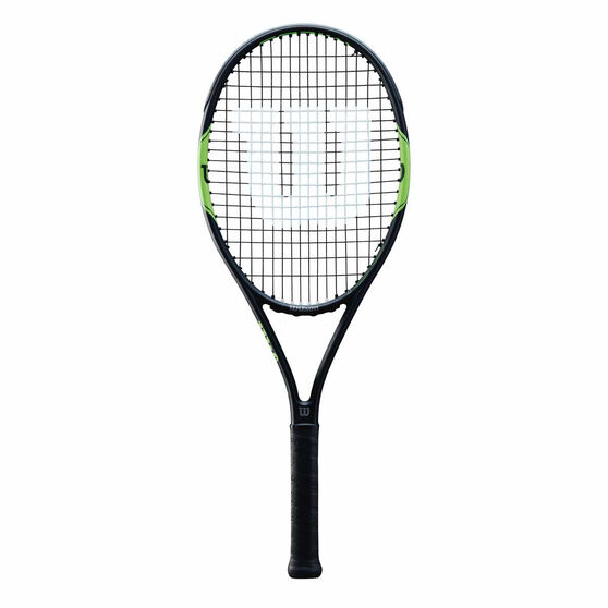 Wilson Milos Tour 100 Tennis Racquet 4 1/4in, , rebel_hi-res
