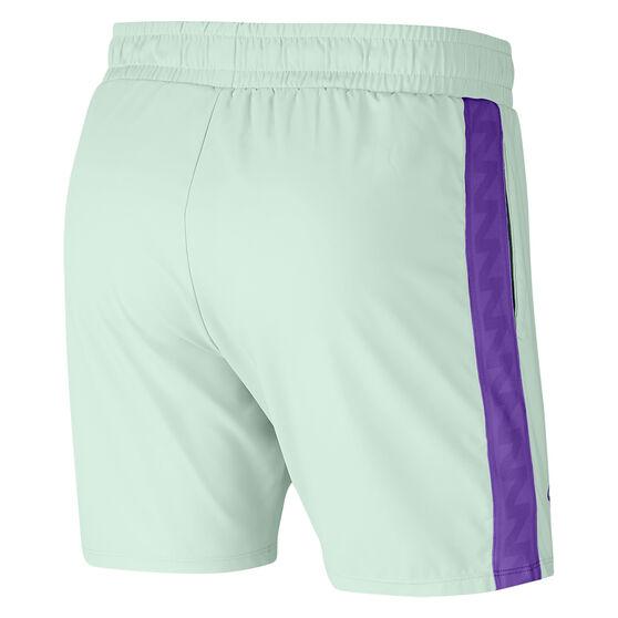 NikeCourt Dri-FIT Rafa Mens Tennis Shorts, Green, rebel_hi-res