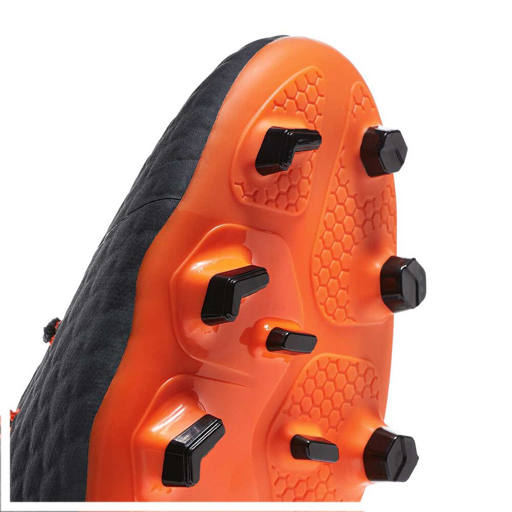 ed1ccf8d30d Nike Hypervenom Phantom III Academy Mens Football Boots Grey   Orange US  8.5 Adult