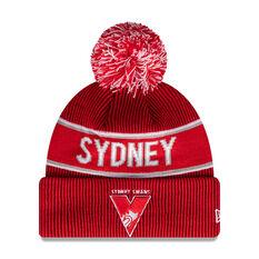 Sydney Swans New Era Supporter Beanie, , rebel_hi-res