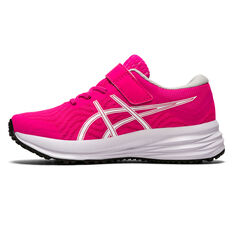 Asics Patriot 12 Kids Running Shoes Pink US 11, Pink, rebel_hi-res