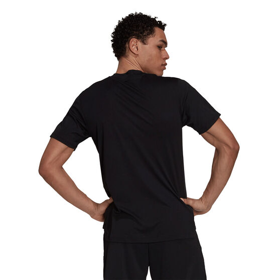 adidas Mens Tiro Pride Football Jersey, Black, rebel_hi-res