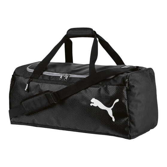 Puma Fundamentals Medium Sports Bag, , rebel_hi-res